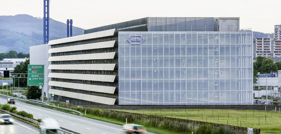 Parkhaus F. Hoffmann- La Roche AG
