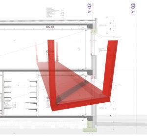 KGR15 160905 Ausführung 04 › Fassadenschnitte › KGR15 Fassadenschnitt 04