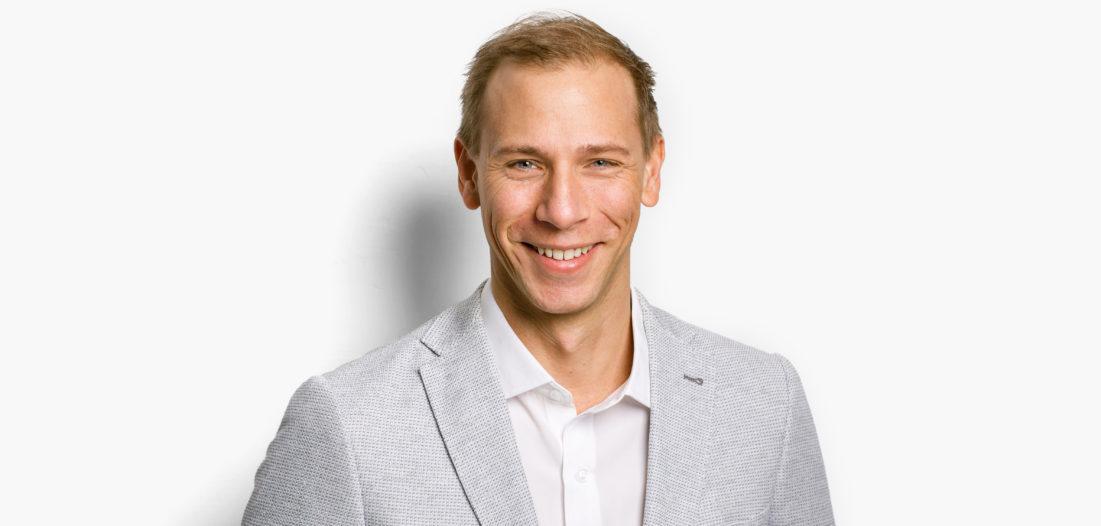 Cyrill Kunz ist neuer Verkaufsleiter